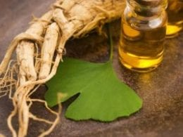 ginseng root for healing