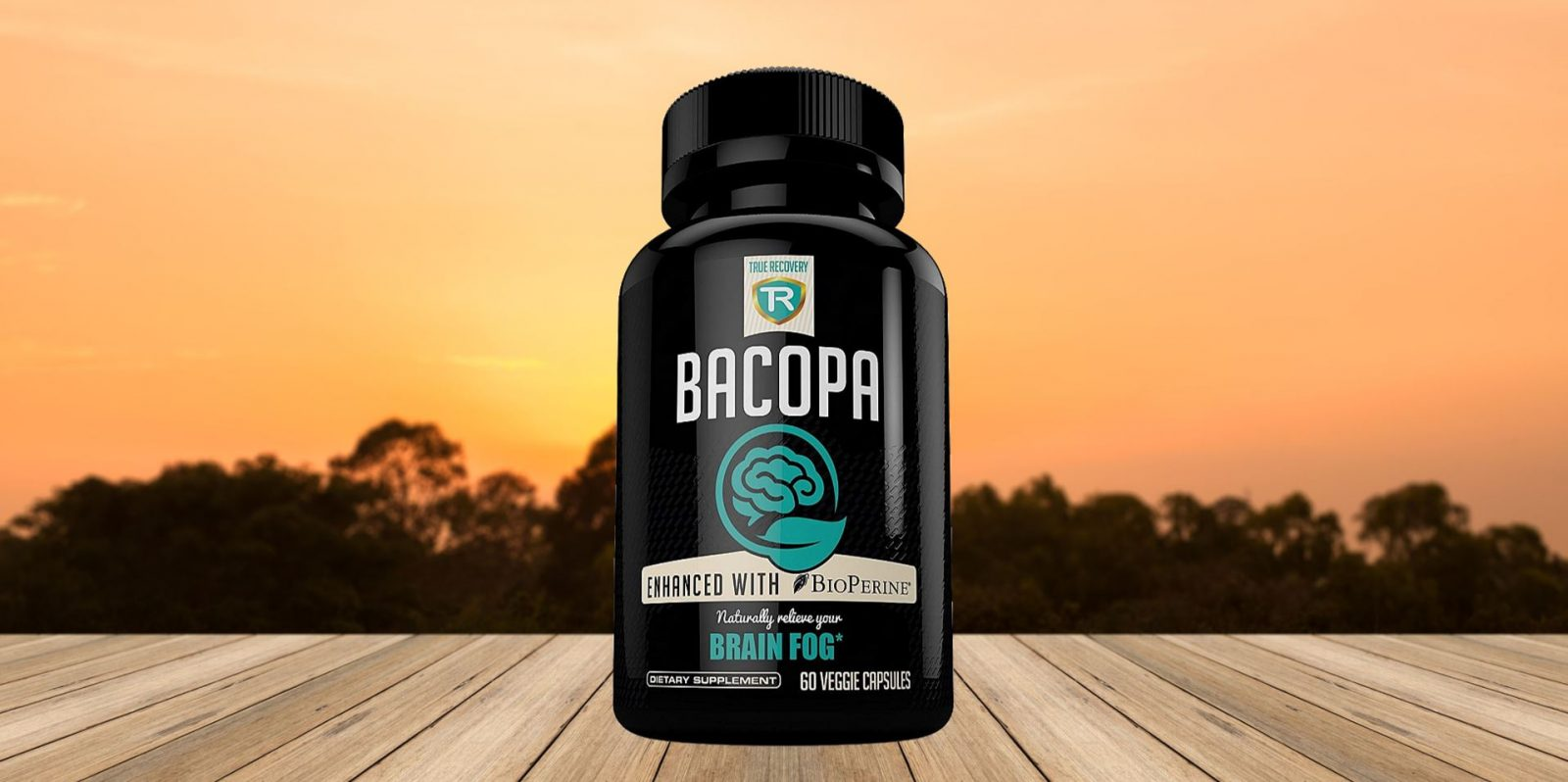 TR Supplements Extra Strength Bacopa Monnieri