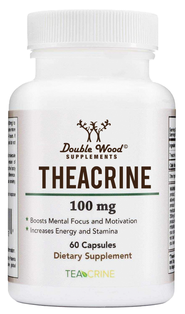 Double Wood Supplements Theacrine
