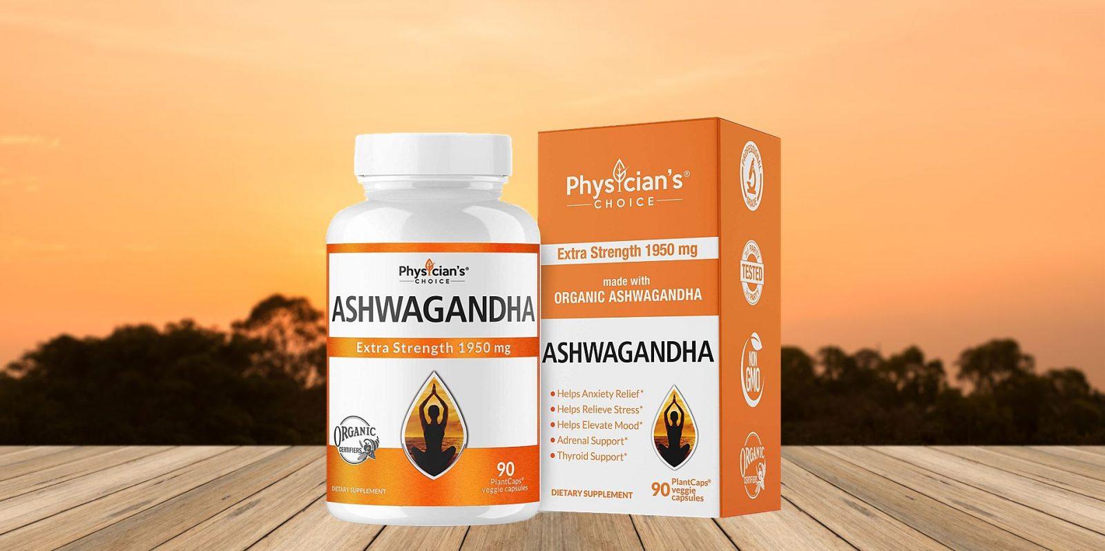 Physician's Choice Ashwagandha