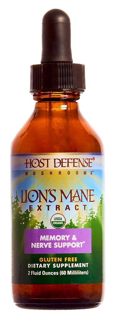 Host Defense Lion's Mane Mushroom Extract