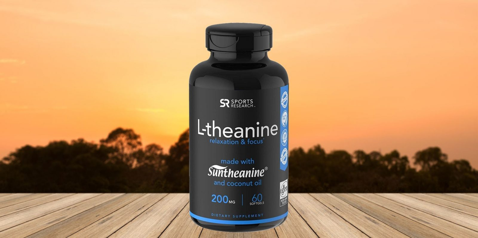 Sports Research L-theanine