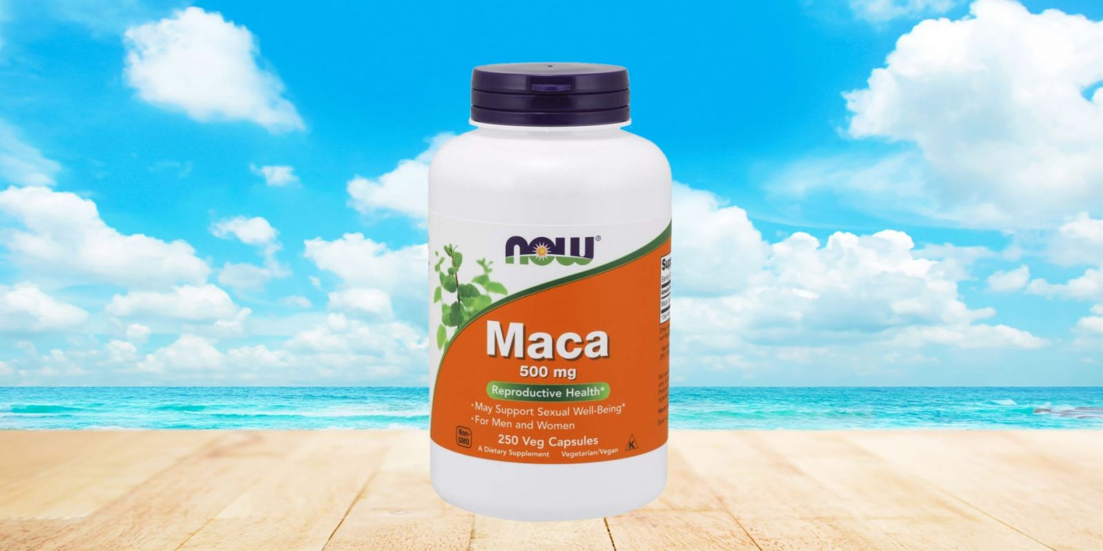 Supplements Maca Root