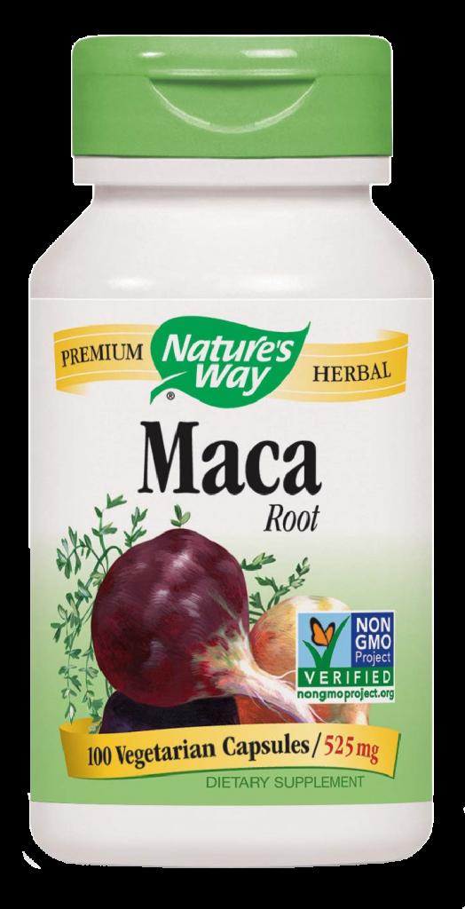 Nature's Way Premium Herbal Maca Root