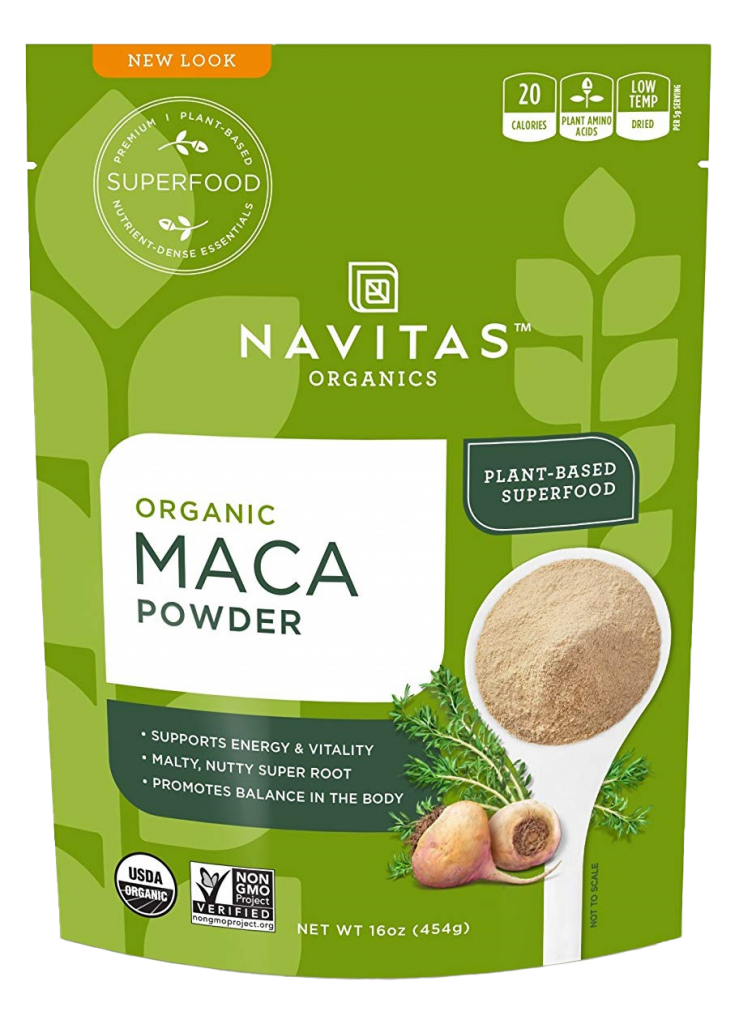 Navitas Organics Maca Root Powder
