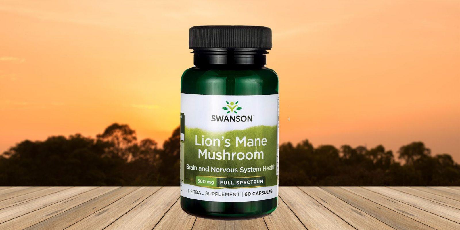 Swanson Lion's Mane Mushroom