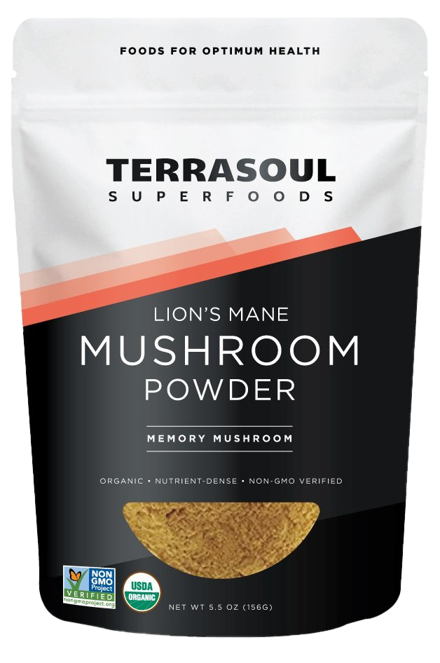 Terrasoul Superfoods Lion's Mane
