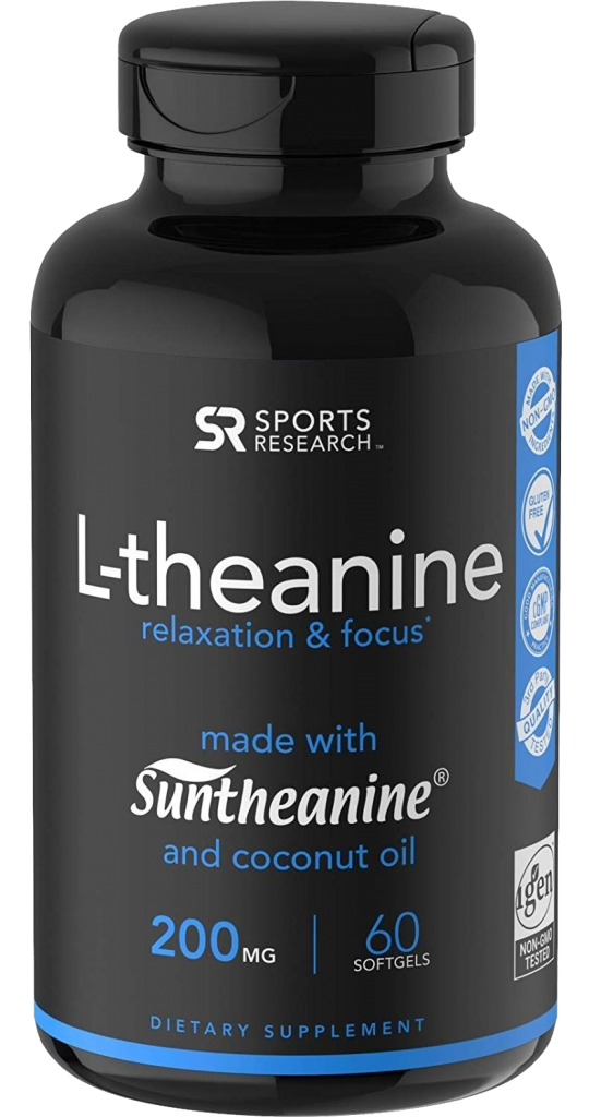 Sports Research's L-Theanine