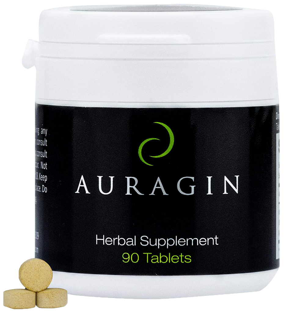 Auragin Authentic Korean Red Ginseng