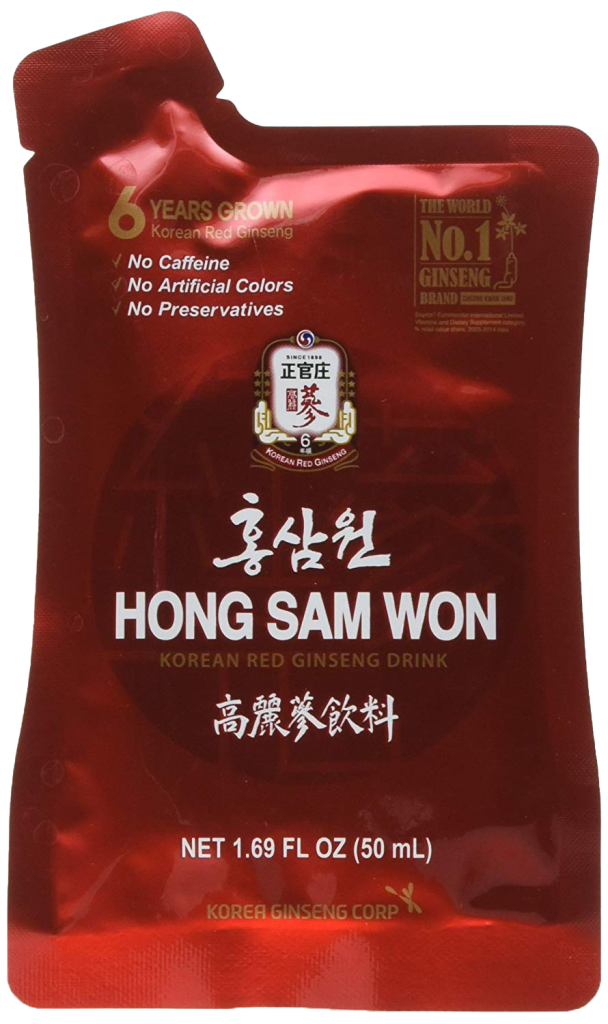 ​Cheoung Kwan Jang - Red Ginseng Extract Drink