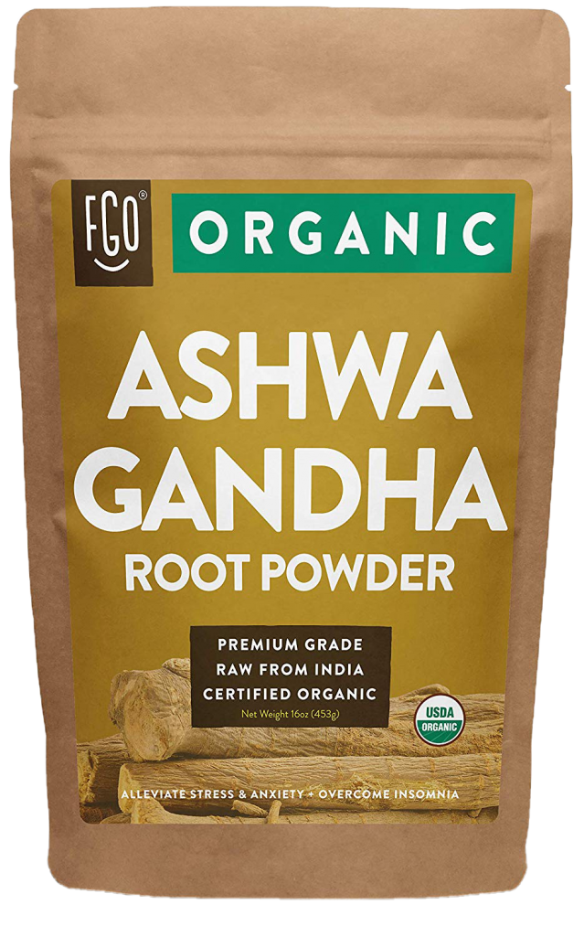 Feel Good Organic Ashwagandha Root Powder