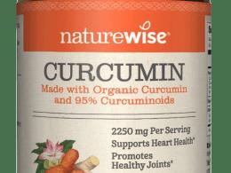 NatureWise Curcumin