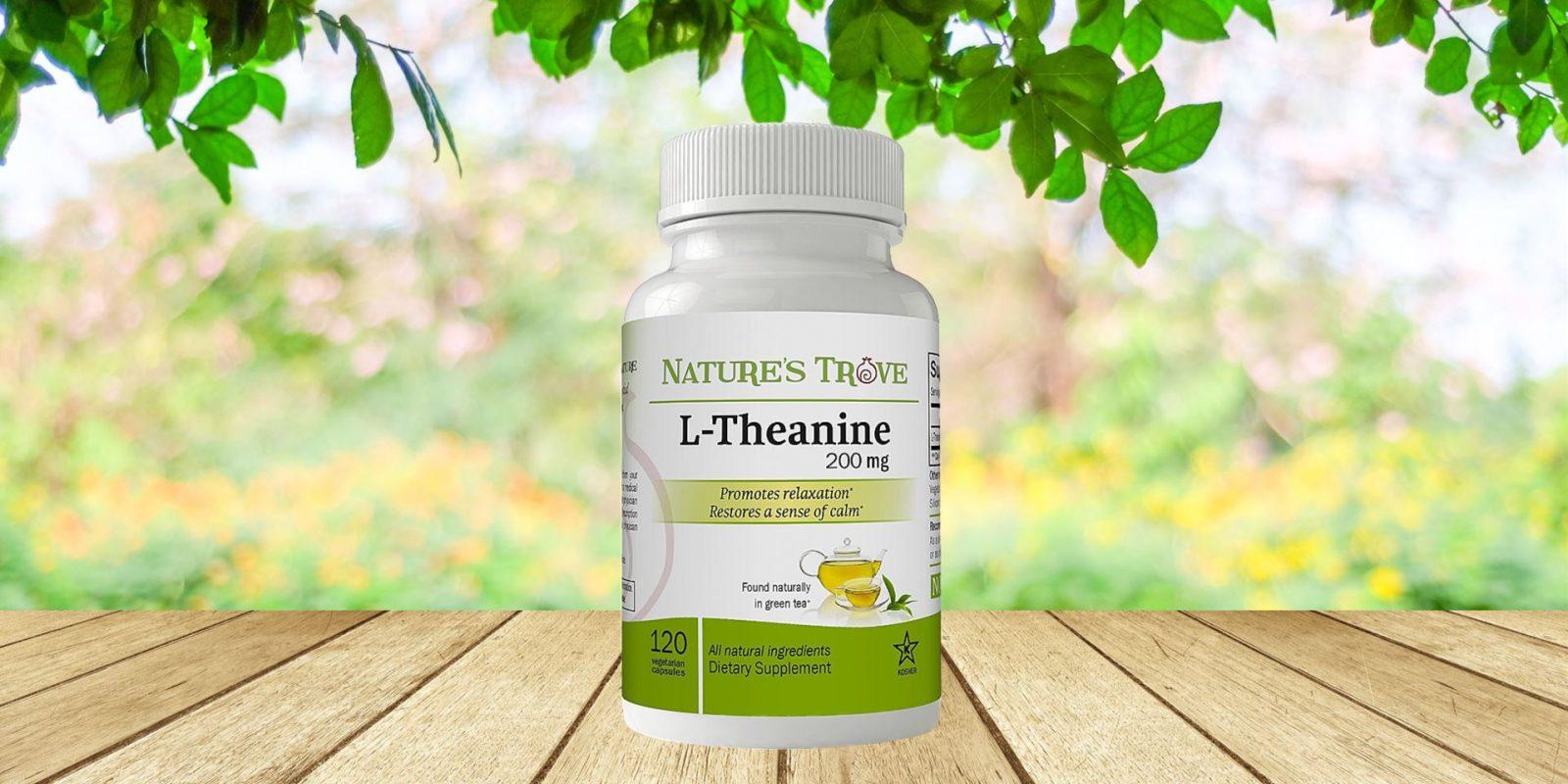 Nature's Trove L Theanine