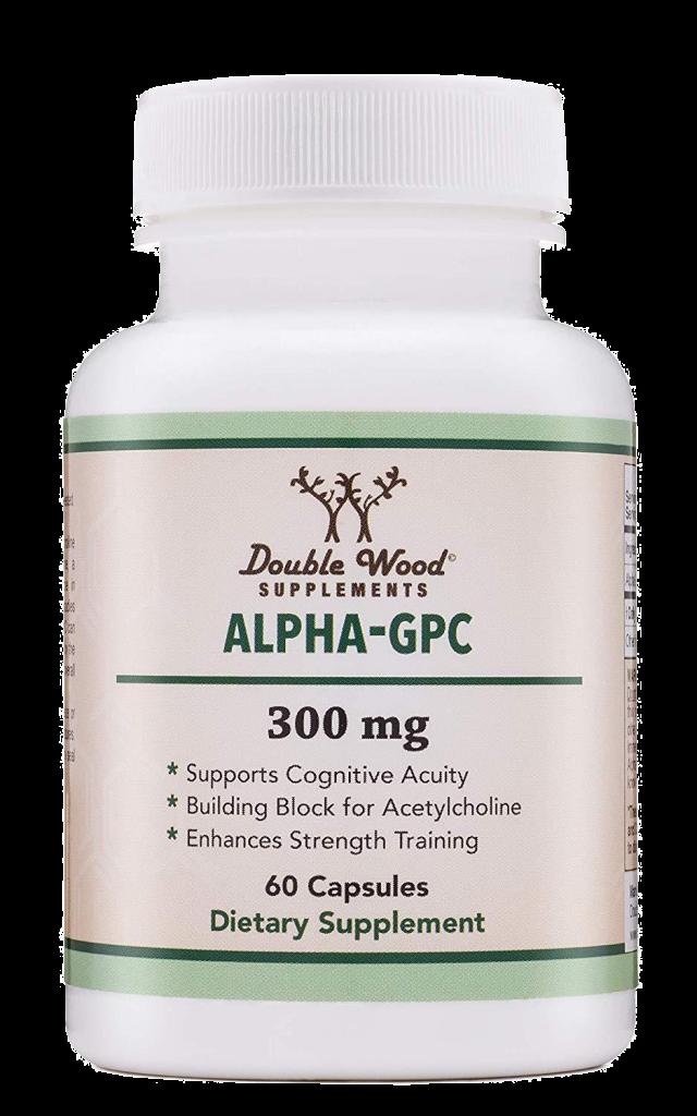 Double Wood Alpha-GPC