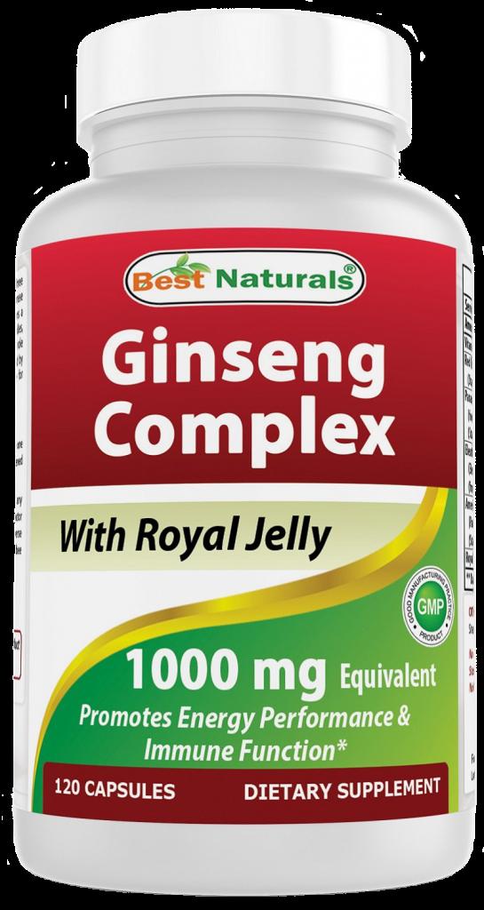 Ginseng Complex by Best Naturals