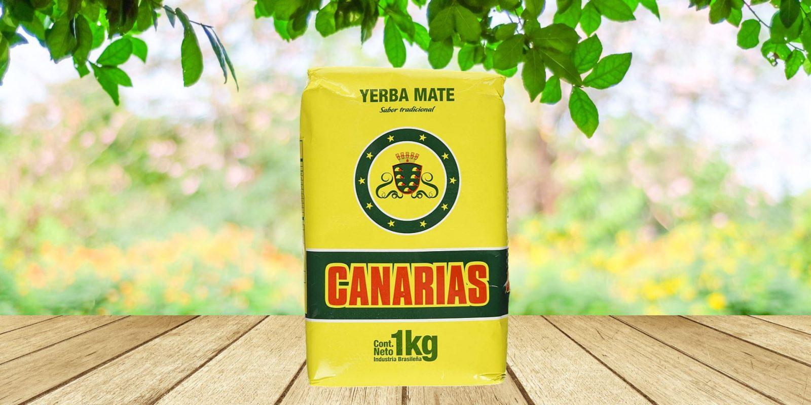Canarias Yerba Mate Tea