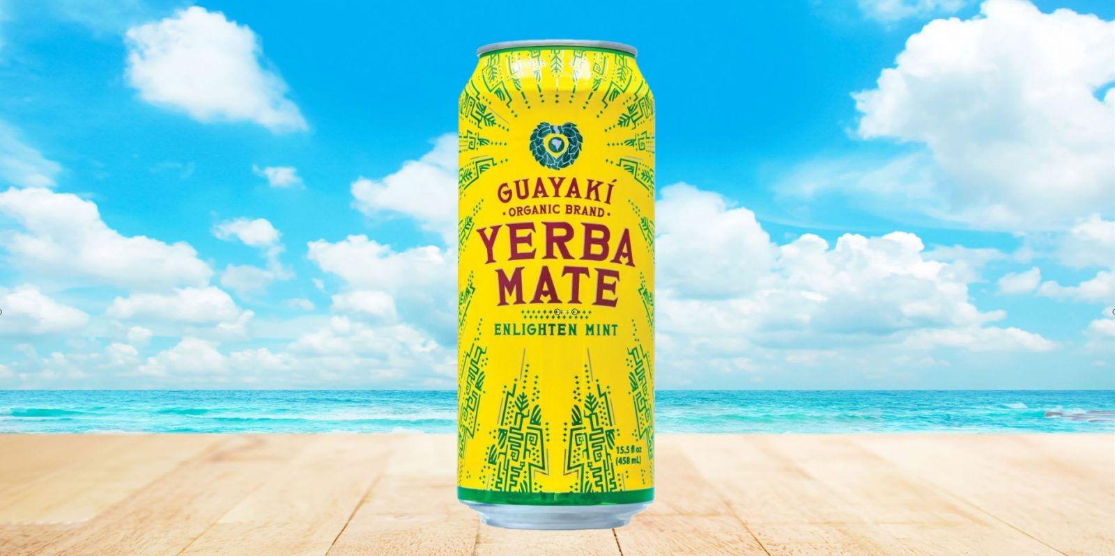Guayaki Organic Yerba Mate Enlighten Mint