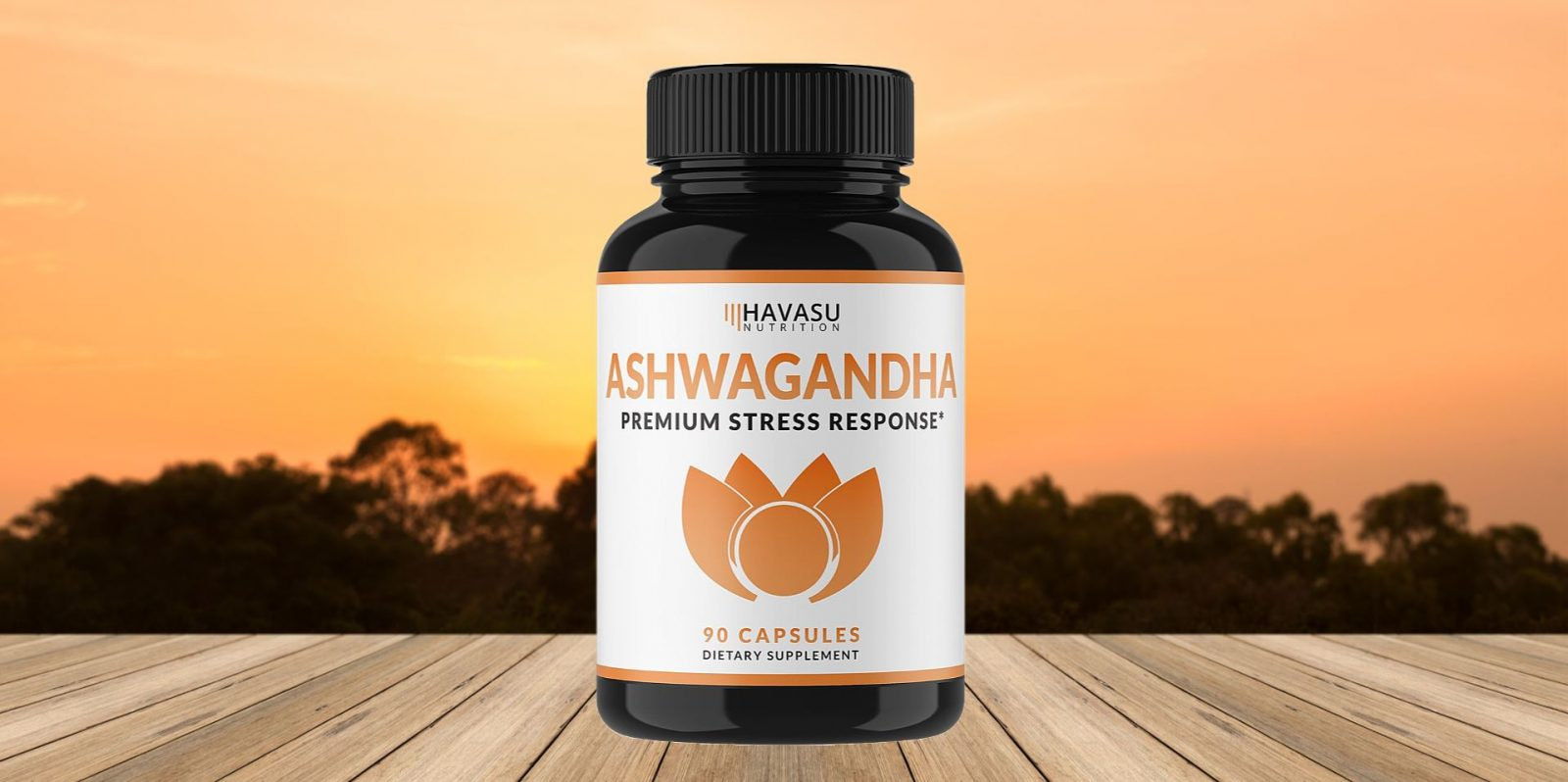 Havasu Nutrition Ashwagandha Capsules