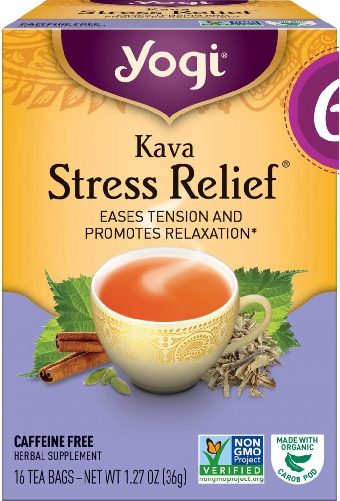 Yogi Kava Stress Relief Tea