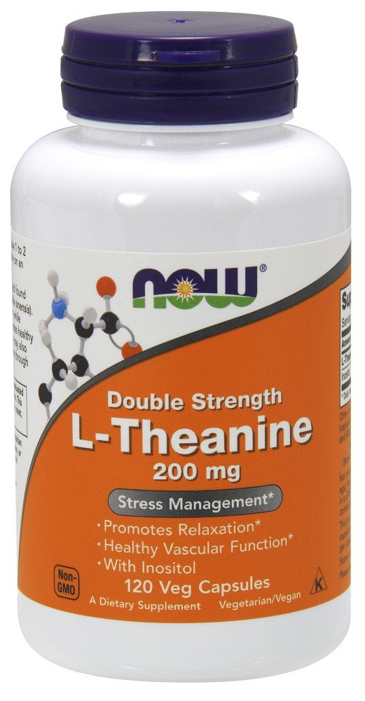 NOW Supplement's L-Theanine