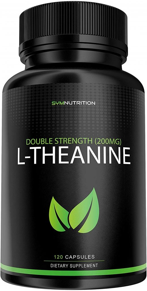 SYM Nutrition L-Theanine