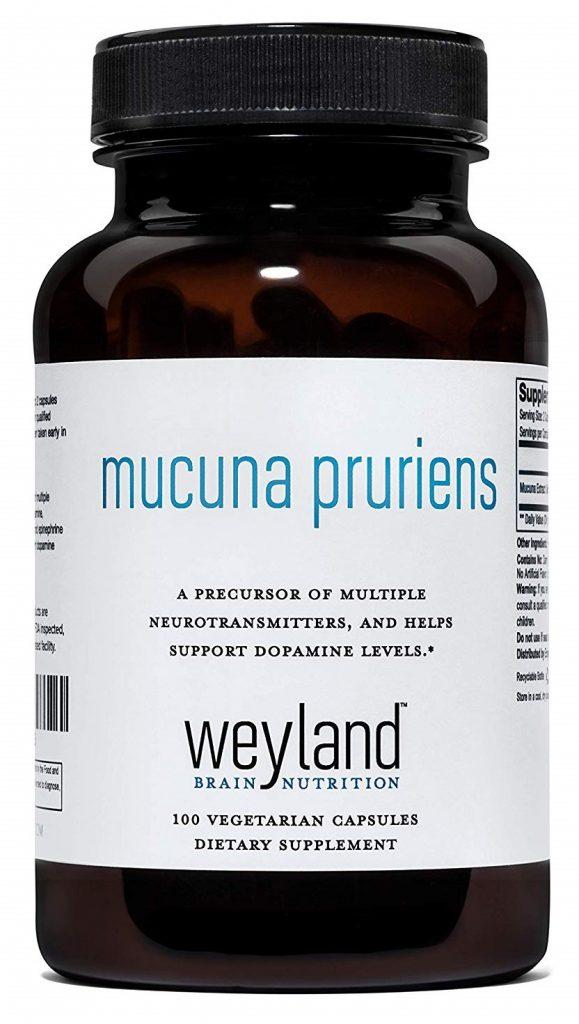 Weyland Mucuna Pruriens 1000mg
