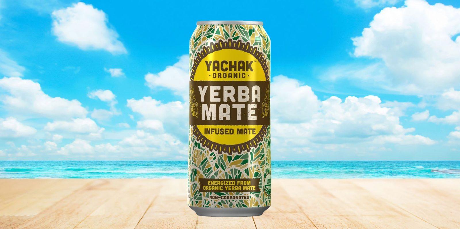 Yachak Organic Yerba Mate Drink