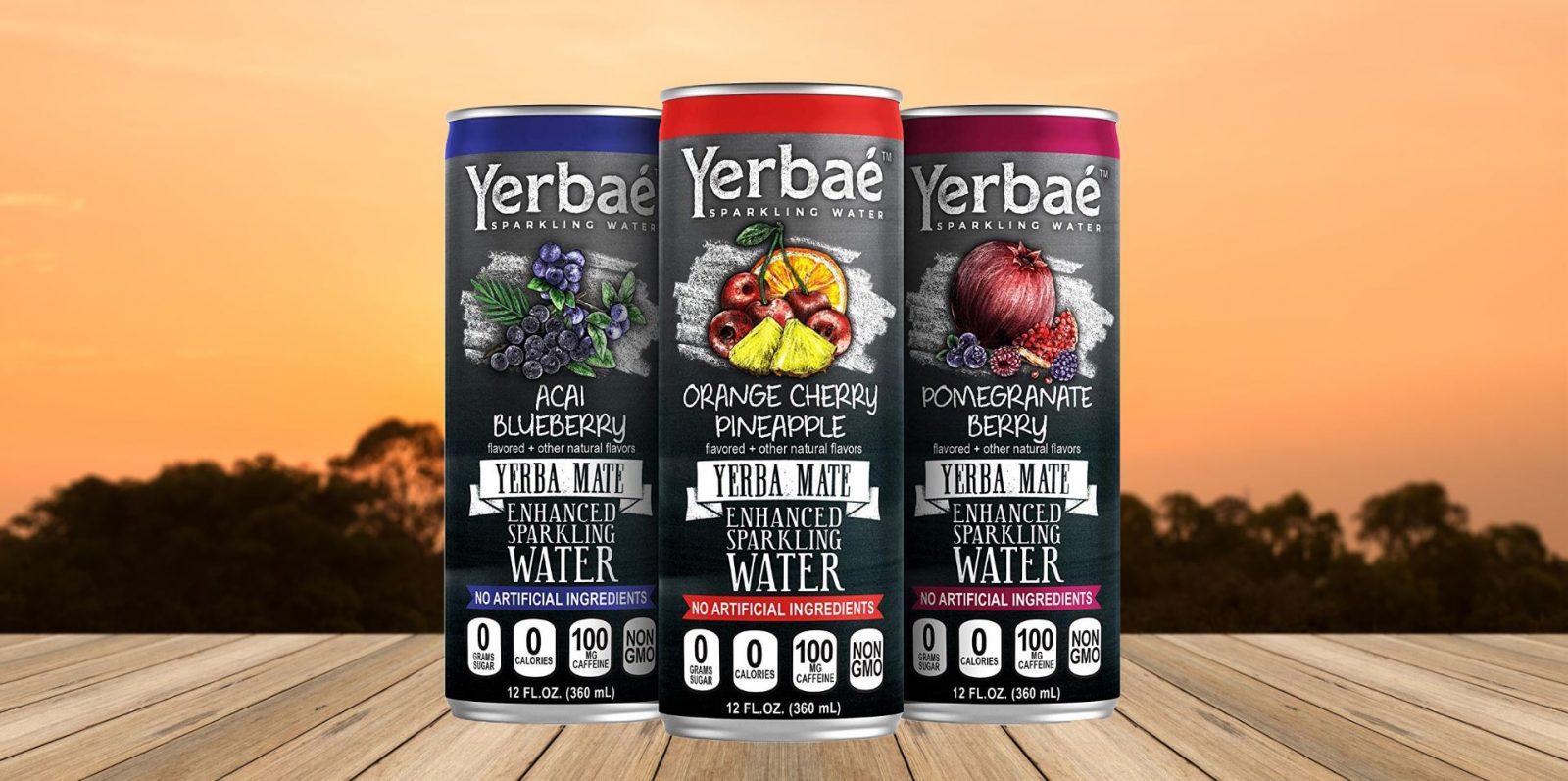 Yerbae Enhanced Sparkling Water