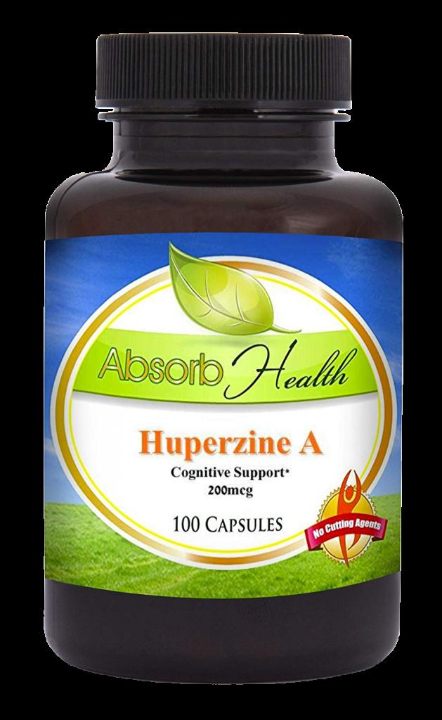 Absorb Health Huperzine A Supplement