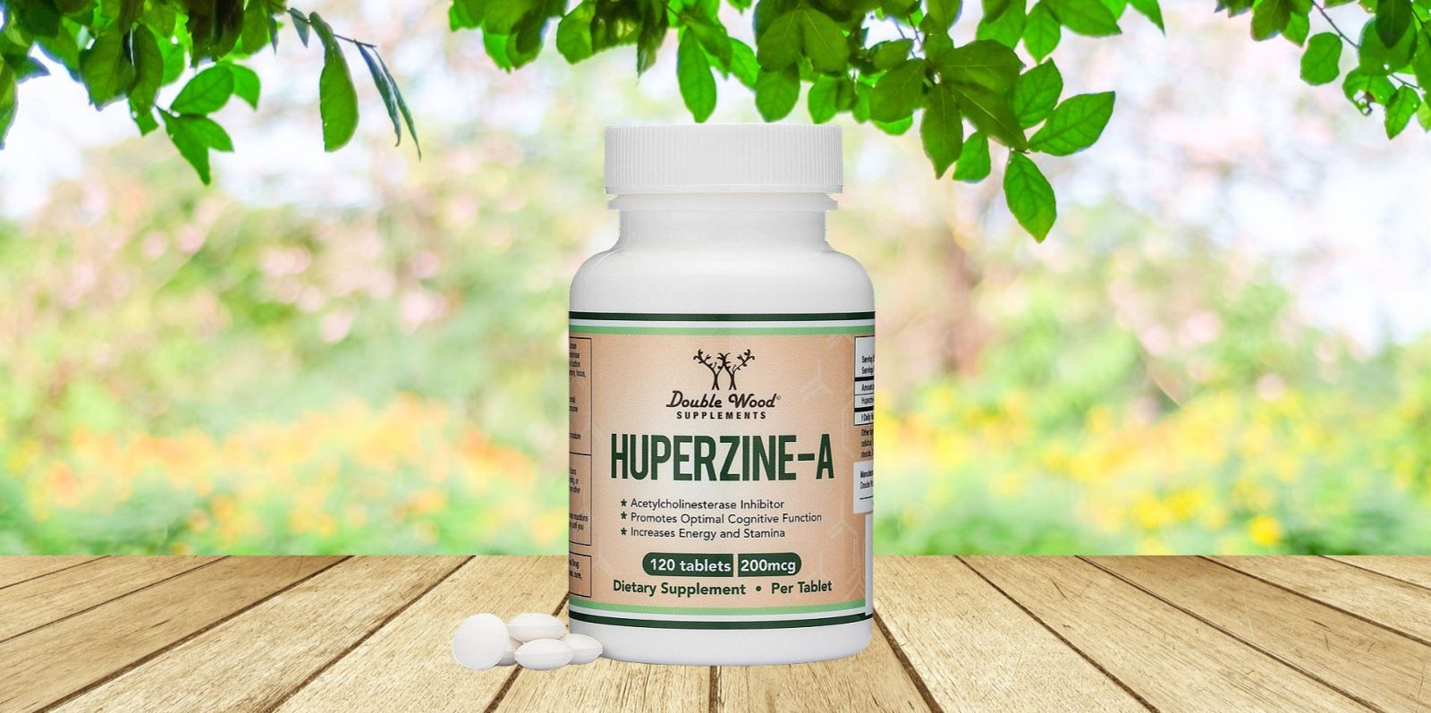 Double Wood Huperzine A