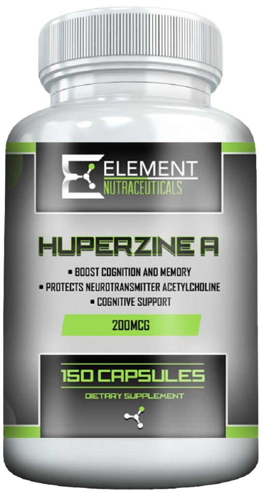 Huperzine A by Element Nutraceuticals