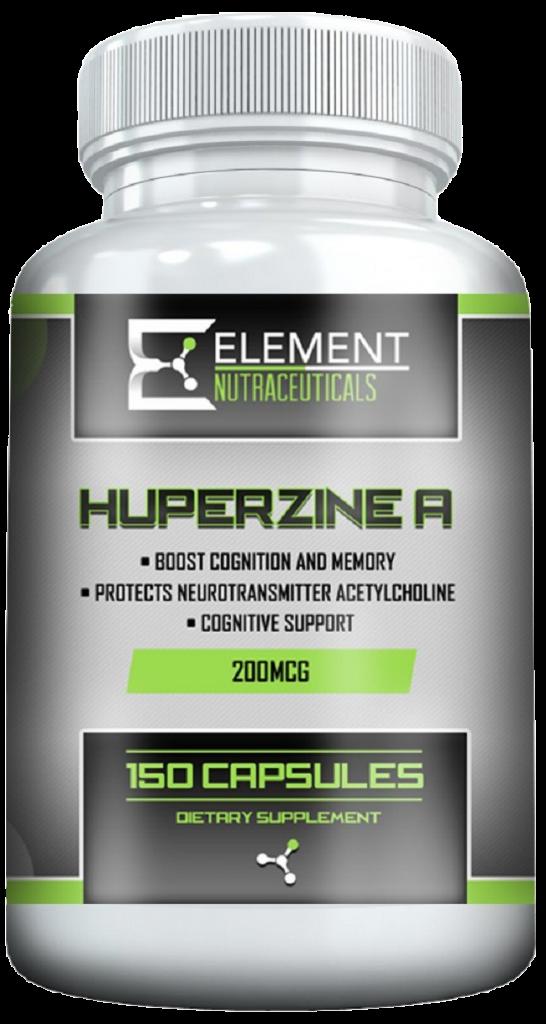 Element Nutraceuticals Huperzine A Supplement