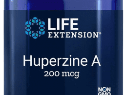 Life Extension Huperzine A Supplement