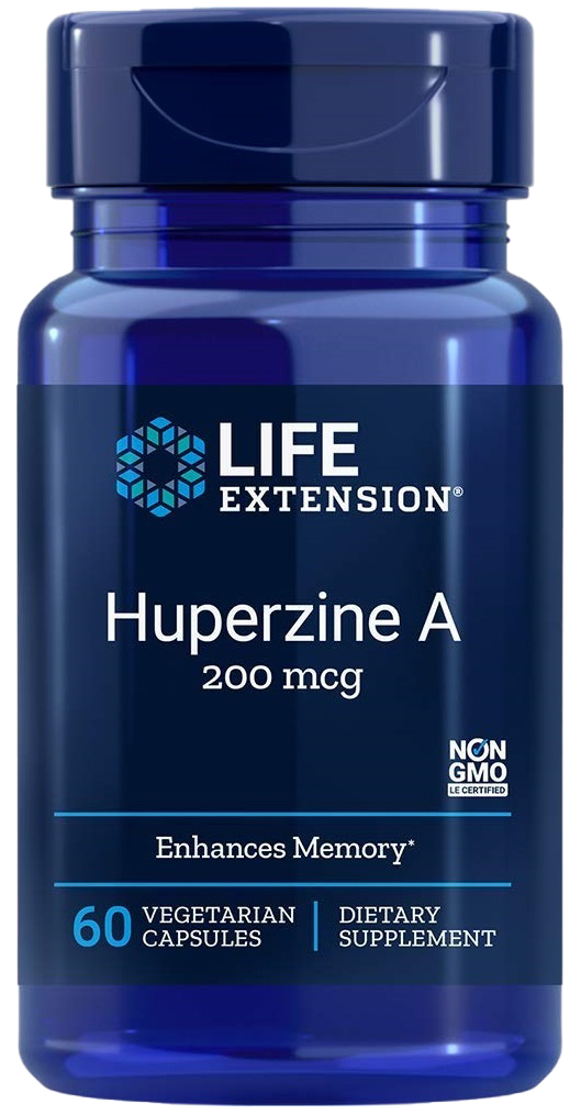 Huperzine A Capsules by Life Extension