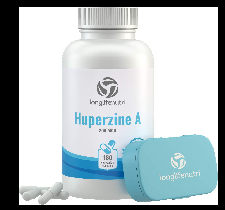 Long Life Nutri Huperzine A Supplement