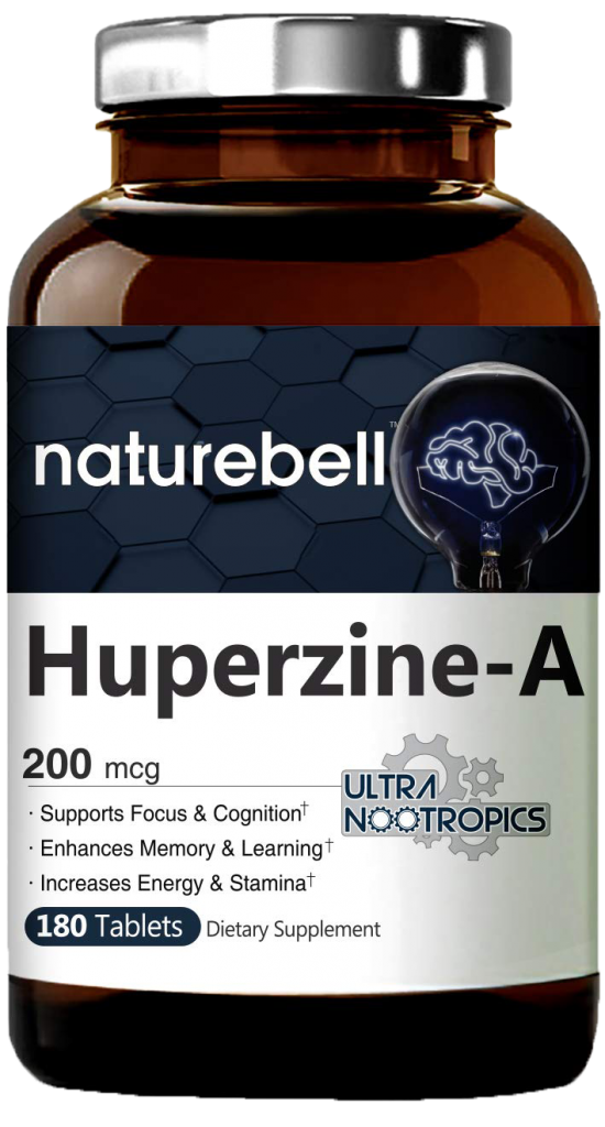 NatureBell Huperzine A supplement