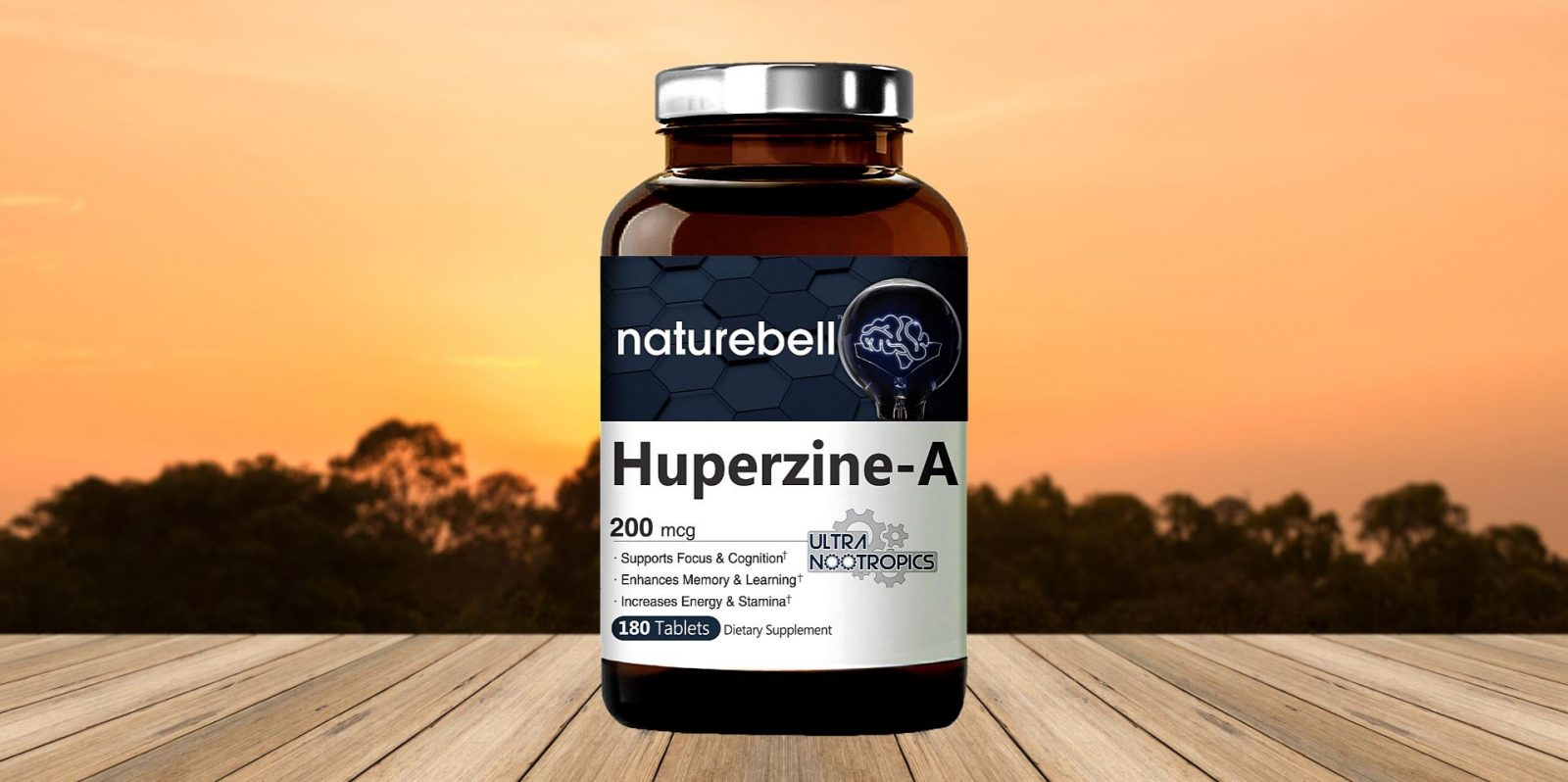 NatureBell Huperzine A Tablets
