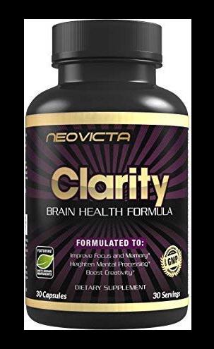 Neovictas Clarity Brain Health Formula