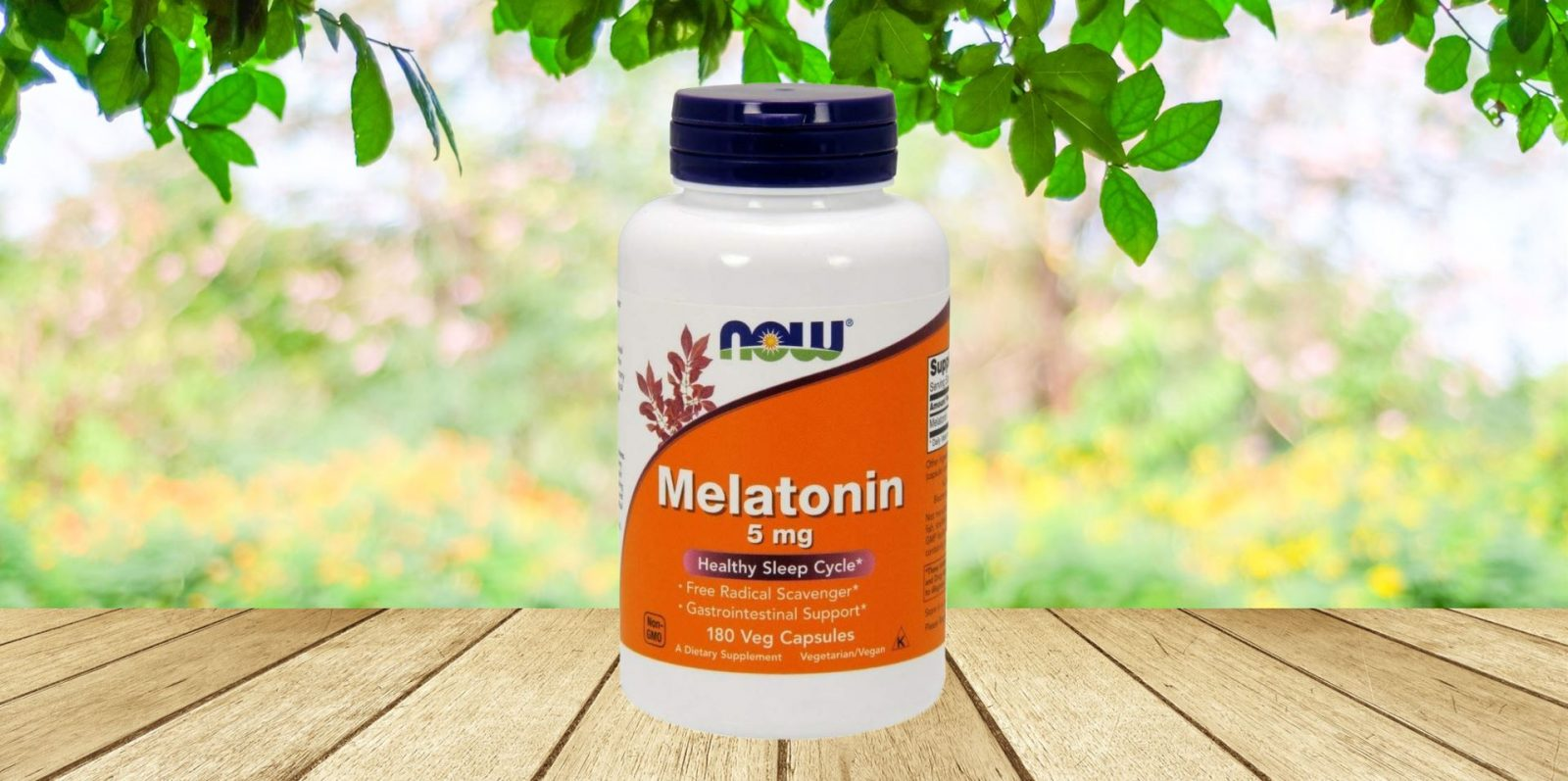 Now - High Potency Melatonin