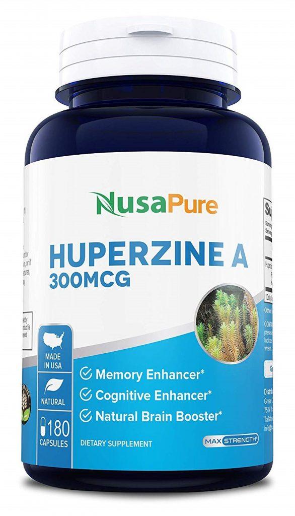 Nusa Pure Huperzine A Supplement