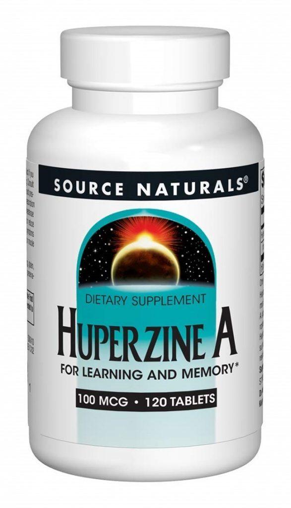 Source Naturals Huperzine A Supplement