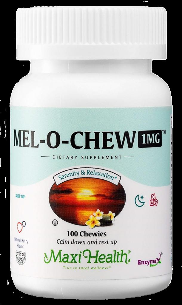 Maxi Health Mel-O-Chew