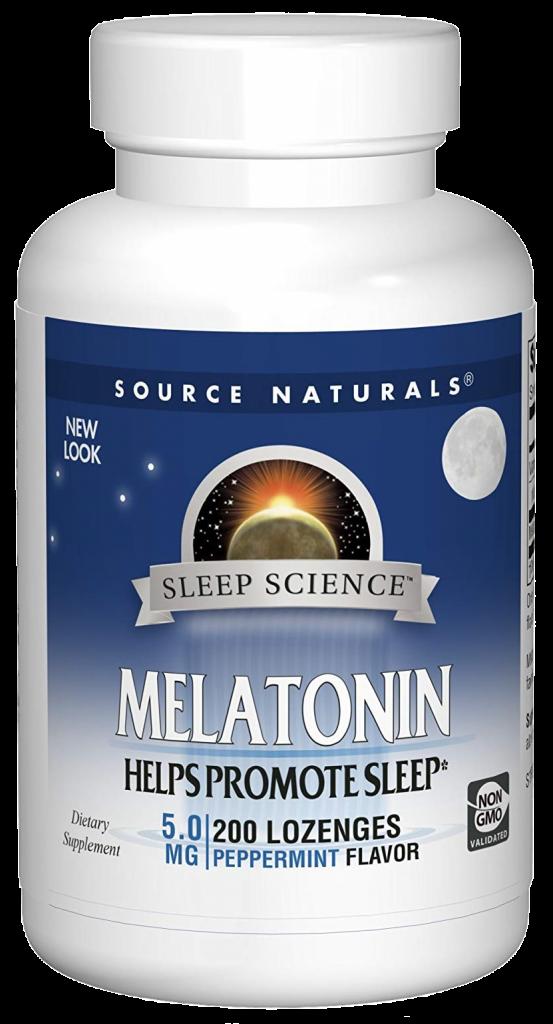 Source Naturals Sleep Science Melatonin