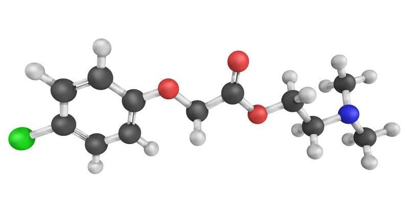 Meclofenoxate, used as a dietary supplement, is a cholinergic nootropic